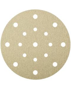 KLINGSPOR disk PS 33 CK za žirafu granulacija 100 sa rupama fi 225mm