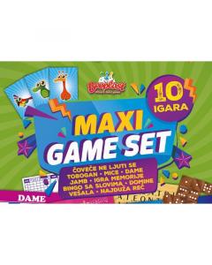 IGRAČKA game set 10 igara