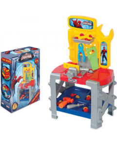 DEDE spiderman alat set 03034