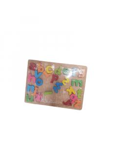 IGRAČKA puzzle drvene abeceda
