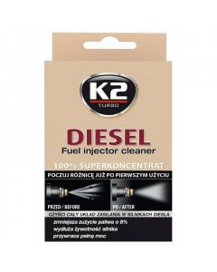 K2 tečnost za dizne duzel motora 50 ml