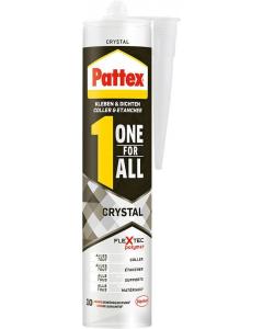 PATTEX montažno ljepilo High Track transparentno 280gr