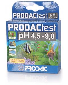 PRODAC test ph