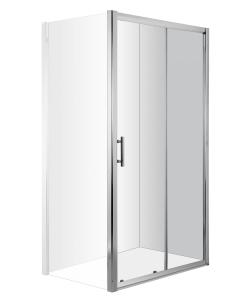 DEANTE tuš vrata klizna Cynia 140x200cm
