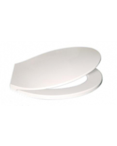 BRTVA PLAST wc daska Luna bijela 2200gr