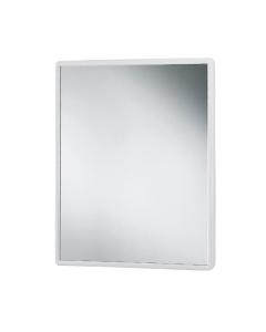 SANIPLAST ogledalo Nuvola Bianco 60x75cm