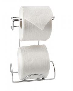 AWD držač toaletnog papira zidni dvostruki