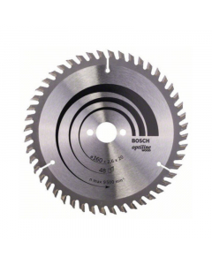 BOSCH list kružne pile 160x20/16mm