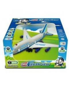 RE.EL TOYS avion super jet