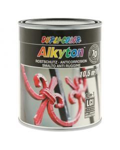 ALKYTON lak efekt 4u1 crni 0.75l