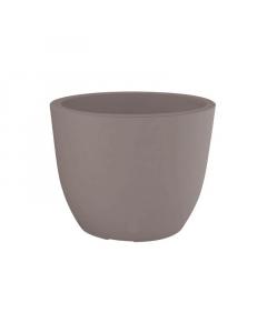 NICOLI saksija Conca Style sivo-smeđa 38cm