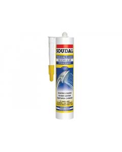 SOUDAL silikon sanitar Manhatn 280ml