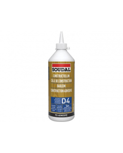 SOUDAL ljepilo za drvo D4 66A 250gr