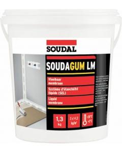 SOUDAL hidroizolacija Soudagum LM DFE 1 kg