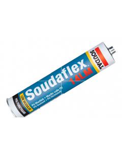 SOUDAL silikon Soudaflex FC40 siva 300 ml