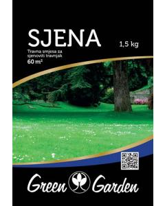 GREEN GARDEN smjesa trvna Sjena 1,5kg