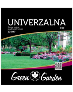 GREEN GARDEN smjesa travna Univerzalna 3 kg