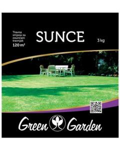 GREEN GARDEN smjesa travna Sunce 3kg