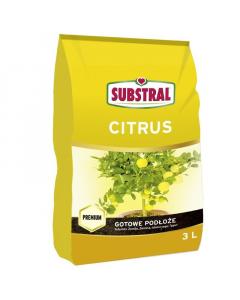 SUBSTRAL zemlja za citruse 3L