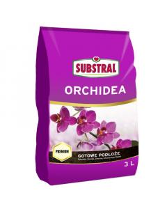 SUBSTRAL zemlja za orhideje 3L
