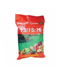 GREEN GARDEN gnojivo 15:15:15 5kg