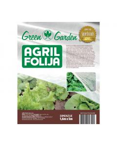 GREEN GARDEN agril folija 1,6m x 5m
