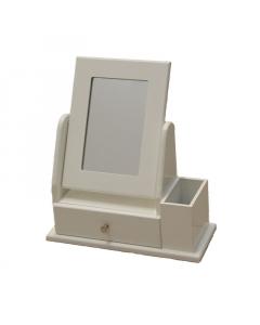 KUTIJA za nakit sa ogledalom 24x10x27cm
