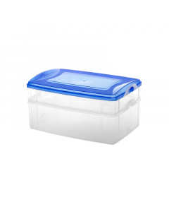 DRINA posuda Frigo box 1,2 l+2,2 l