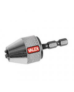 VALEX glava stezna 1/4 do 7 mm izlaz