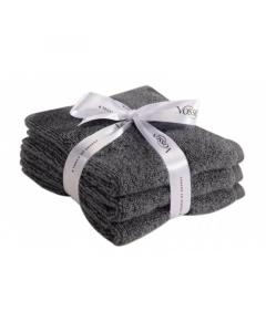 SMART Towel set sivih peškira 3/1
