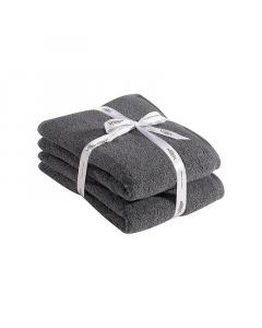 SMART Towel set sivih peškira 2/1