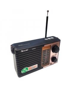 RADIO AM-FM sa solarnim panelom R10BTS