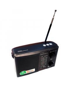 RADIO AM-FM sa solarnim panelom R18BTS