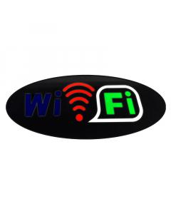 LED reklama WI-FI 60 x 30 cm