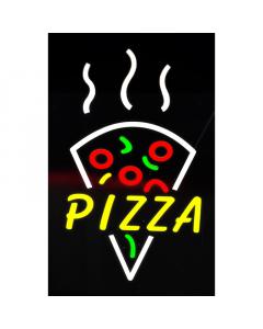 LED reklama Pizza 60x30cm