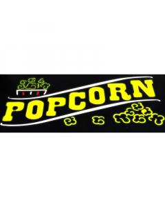 LED reklama POPCORN 60 x 30 cm