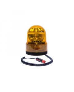 AUTO rotacija žuta 12/24 V
