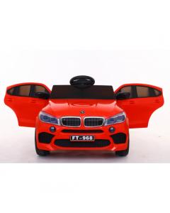 AUTOMOBIL dječiji BMW FT-968 na bateriju 12V