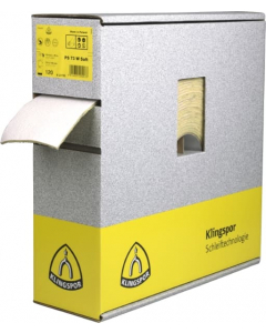 KLINGSPOR papir brusni na spužvi g=120 PS73W SOFT