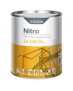 ZVEZDA temeljna boja siva za metal 0,75l