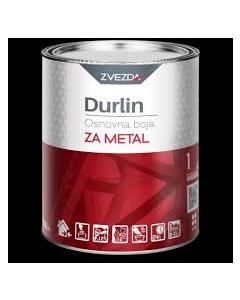 ZVEZDA boja temeljna za metal osnovna crvena dur. 0,75l