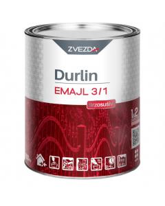 ZVEZDA lak za metal nitro crveni Durlin 3/1 RAL 3020 0,75