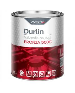 ZVEZDA vatrostalna bronza Durlin 500C 0,75l